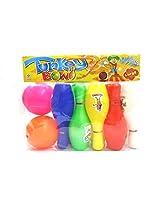 Techno Turkey Bowl - Bowling Pin (Multi)