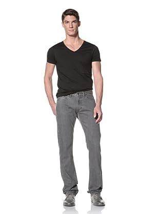 Simon Spurr Men's 2-Year Selvedge Denim (Grey)
