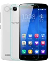 Totelec Premium Tempered Glass Screen Guard For Huwai Honor Holly