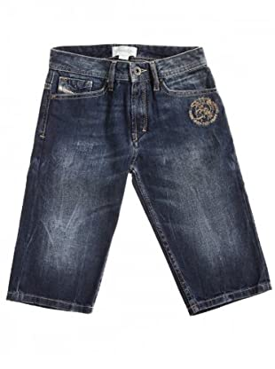 Diesel Kid Jeansshorts Pagor (dunkelblau denim)