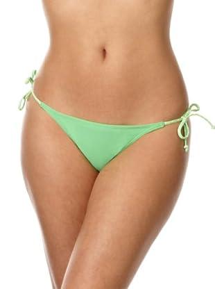 Roxy Braguita Bikini Solid (Verde)