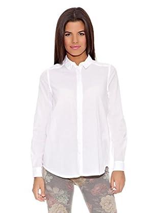 Springfield Camisa Long Cotton Blouse Long Cotton Blouse