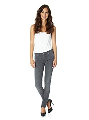 Nudie Jeans Co Jeans Tight Long John Worn (Grau)