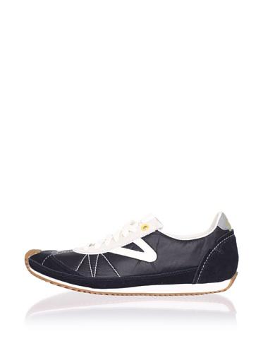Tretorn Women's Reva Nylon Sneaker (Phantom Black)
