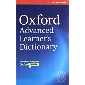Oxford Advance Learners Dictionary (Old Edition)