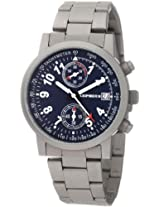 CEPHEUS Men's CP505-131 Chronograph Watch