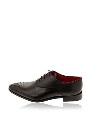 Pascal Morabito Zapatos Oxford Romel (Chocolate)