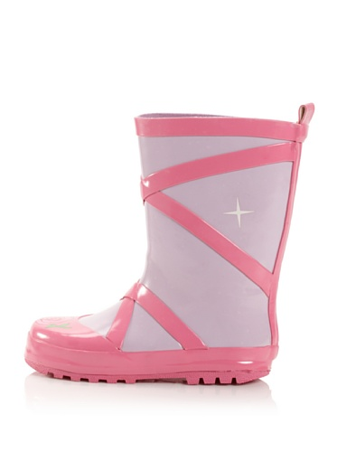 Kidorable Ballet Rain Boot (Toddler/Little Kid) (Pink)