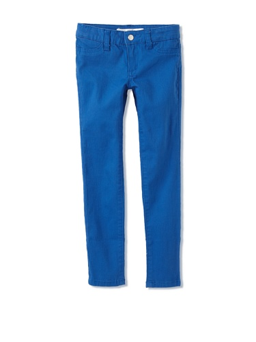 Joe's Jeans Girl's 2-6X Colored Jeggings (Royal Blue)