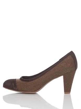 El Ganso Zapatos Tacón Espiga (Marrón)