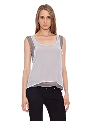 Pepe Jeans London Top Keshia (Grau)