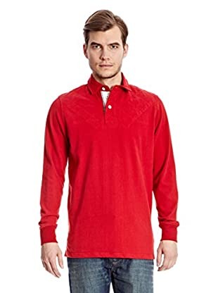 Sacoor Brothers Polo Birds (Rojo)