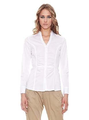Salsa Camisa Básica (Blanco)