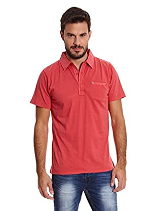 Paul Stragas Polo Mos (Rojo)