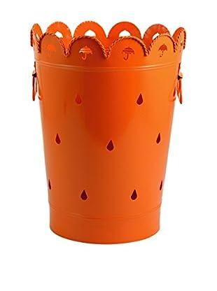 Colorful Table Paragüero Rain Naranja
