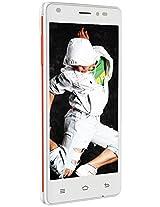 Intex Aqua Life 2 (White-Orange)
