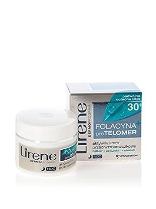Lirene Nachtcreme Folacyna PRO Telomer 30+ 50 ml, Preis/100 ml: 25.9 EUR