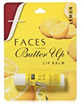 Faces Butter Up Lip Balm Lemon