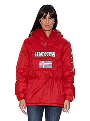 Geographical Norway Abrigo Building Lady Assor B (Uky) (Rojo)