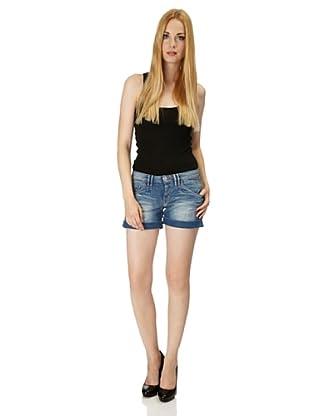 Herrlicher Short Jeans Easy Stretch (Light)