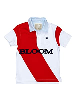 Bloom Polo Rugby Bicolor (blanco)