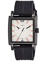 Timex Analog Silver Dial Men's Watch - TI000V20200