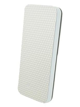 Blautel iPhone 5 Funda 4-Ok Stand Blanco
