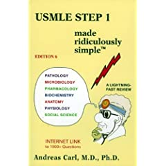 USMLE Step 1 Made Ridiculously Simple