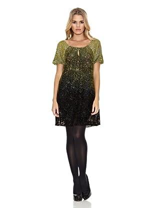Monoplaza Vestido Regina (Verde)