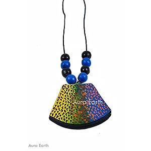 AUrA-EArTH Scintilla Necklace