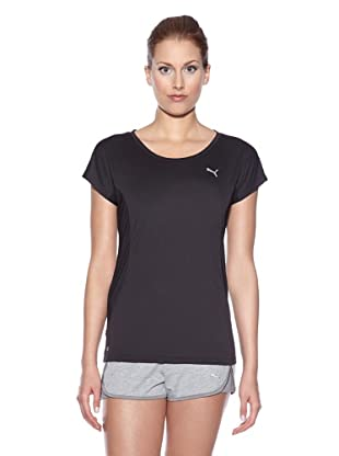 PUMA T-Shirt Move Tee Trend (Schwarz)