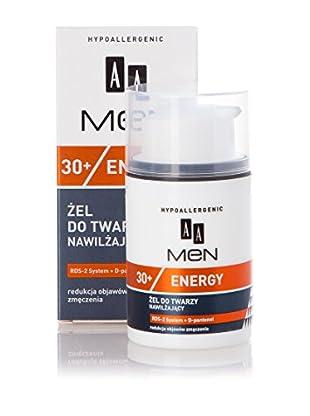 Oceanic Gesichtsgel Hypoallergenic Men Energy 30+ 50 ml, Preis/100 ml: 25.9 EUR