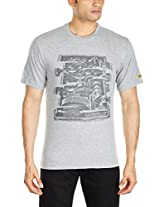 CAT Men's Cotton T-Shirt