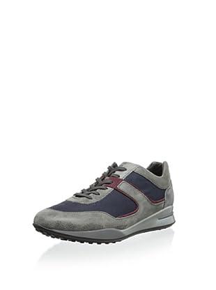 Tod's Men's Novelty Sneaker (Blue/Grey)