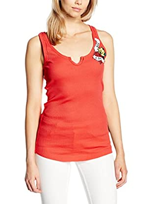 Guess Top Tattoo Tank Top