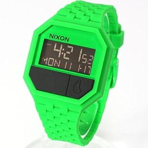NIXONのカラフル腕時計☆ミ
