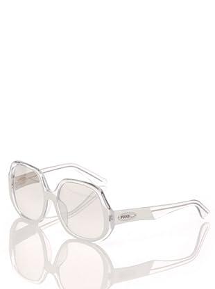 Emilio Pucci Sonnenbrille EP609S weiß