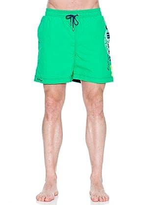 Paul Stragas Traje De Baño Atlantic (Verde)