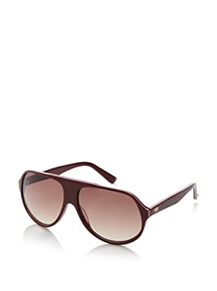 Gotz Switzerland Men's Aviator Sunglasses, Wine, One Size