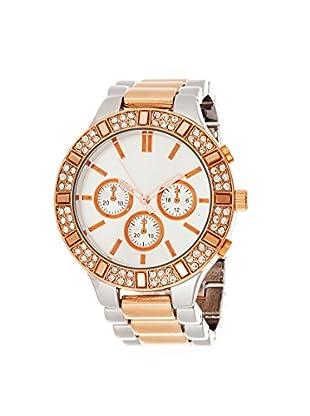 Via Nova Women's NWY275405TQS-Z Two-Tone Bracelet Watch