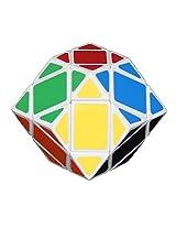 Lanlan Super Skewb 12 Side Cube - White