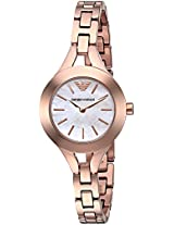 Emporio Armani Analog Multi-Colour Dial Women's Watch - AR7418