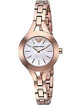 Emporio Armani Chiara Analog Multi-Colour Dial Women's Watch - AR7418