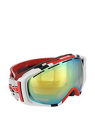 BOLLE Máscara de Esquí GRAVITY 20975 Blanco / Rojo