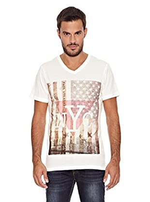 Paul Stragas Camiseta Reed (Crudo)