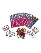 Meteor Math Bingo Multiplication & Division Classroom Set