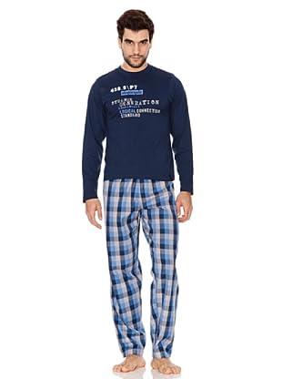 Abanderado Pijama Strange Generation (azul marino)