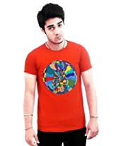 Incynk Men's T-Shirt - MSS118 (Red)