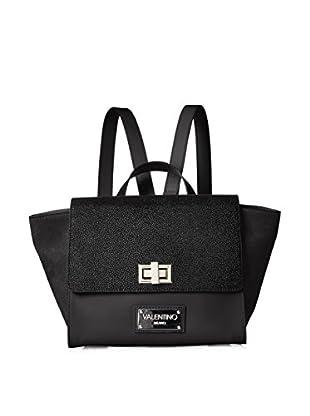Valentino Bags by Mario Valentino Women's Niño Convertible Backpack, Black