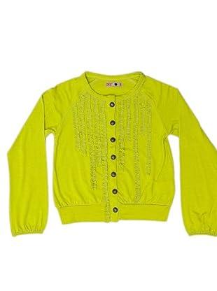 Naf Naf Chevignon Camiseta Fanny (verde lima)